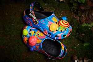 NEW Crocs Diplo Light Up Classic Clogs Size 8M-15M LIMITED SOLD OUT