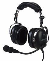 GCA Stereo/Mono ANR Headset Dual GA Plug GCA-ANR