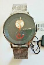 Police Wrist watch 15510-31705  Berkeley Stainless steel with  Mineral glass