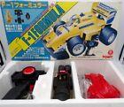 Vintage 1989 Tomy Japan Formula F-1 Red Super Kit NOS Taiyo Tomica Nikko