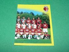 N°441 EQUIPE PART 2 MILAN AC PANINI FOOT 98 FOOTBALL 1997-1998