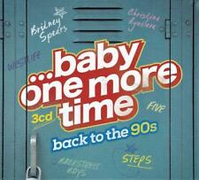 BABY ONE MORE TIME BACK TO THE 90s  - VARIOUS ARTISTS (NEW SEALED 3CD)