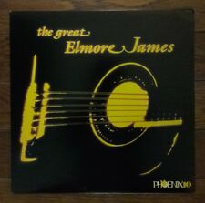 The Great ELMORE JAMES LP Phoenix10 Records vinyl orig 1st stereo chicago blues