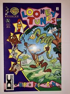 Looney Tunes 13 (1995) DC Universe Logo Very Rare Variant Cover Low Print Run VF