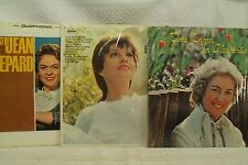 lot lp records Vera Lynn in Nashville Kay Starr Tears & Heartaches Jean Shepard