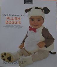 Halloween Infant Baby Cute Plush Puppy Doggie Costume Size 12-24 months NWT