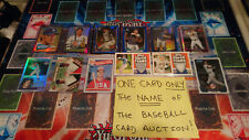 "2002 TOPPS SUPER TEAMS: ""GARY CARTER 1986 METS JERSEY CARD"" AUTHENTIC #STR-GC"