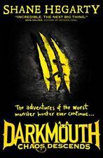 Chaos Descends (Darkmouth, Book 3)-Shane Hegarty