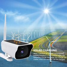 1080P Hd Outdoor Camera Wifi Low Power Solar Wireless Security Surveillance Ip66