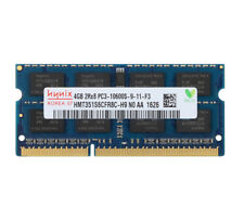 Hynix 4 Go 2rx8 Ddr3 1333 MHz Pc3-10600s 204pin SODIMM M�moire portable RAM 1.5v