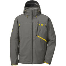 OR Outdoor Research Men Vanguard GORETEX Ski Snowboard Softshell Jacket - Medium