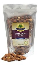 Balsamic Herb Flavor California Roasted Almonds from Sohnrey Family Foods