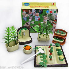 Farming Gardening Fruits for Sylvanian Families Furryville Calico Critters Dolls