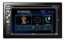 """Jensen VX2529 Touchscreen 6.2"""" DVD/CD/MP3/MP4/USB/Bluetooth Receiver"""