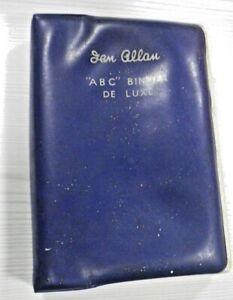 abc  British Railways LOCOMOTIVES  Combined Volume 1955 Ian Allan in Binder
