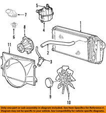 FORD OEM-Radiator 6L3Z8005B