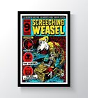 Screeching Weasel Poster Home Room Decor Special Occasion Gift