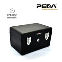 2018 Hot Motorcycle Scooter Top Case Rear Box PP Luggage Trunk Tool Tail Box