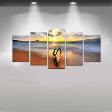 Canvas Wall Art Print Paintings Picture Photo Home Decor Seascape Beach Framed