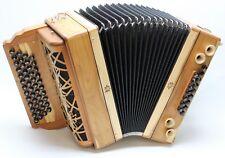 Steirische Harmonika BELTUNA Alpstar IV D36 Michlbauer, G-C-F-B, Apfel # 28