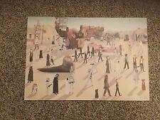"""New Disney Star Wars Poster.16"""" L x 11"""" W. Max Dalton. The Moss Eisley Spaceport"""