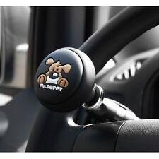 AUTOCOM MR PUPPY Car Power Steering Wheel Spinner Knob Handle Clamp Black