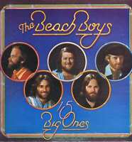 The Beach Boys – 15 Big Ones – K54079 – LP Vinyl Record