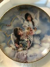 Bradford Exchange Collector Plate - September Sandra Kuck