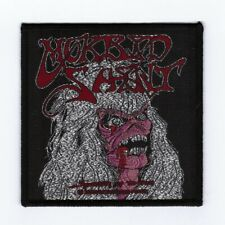 Morbid Saint Spectrum of Death Patch sepultura-destruction-merciless-blood feast