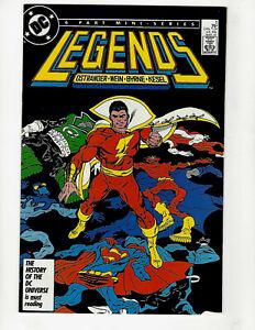Legends #5: (9.6) Super High Grade Gem WOW!!!