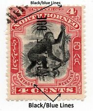 Victorian (1840-1901) North Bornean Protectorate Stamps