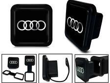 Audi Genuine OEM Q5/Q7 Trailer Hitch Cover & Lanyard - ZAW092702B