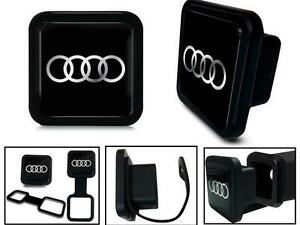 Audi Genuine OEM Q5/SQ5/Q7/Q8/e-tron Trailer Hitch Cover & Lanyard - ZAW092702B