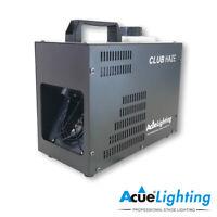 Acue Lighting Club Haze 600W Heating Core DMX Fan Haze Machine For DJ Clubs