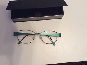 lindberg Titanium Rimless Glasses