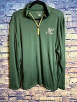 Rare USF Bulls 1/2 Zip Pull Over Windbreaker L/S Jacket Size Xl Only One Like 🔥