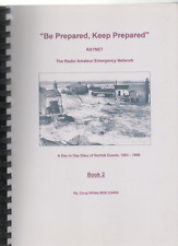 DOUG WILLIES BE PREPARED KEEP PREPARED NORFOLK RADIO AMATEUR EMERGENCY NETWORK 2