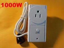 1000W 120V  AC Power IR Infrared Remote Switch  ( US )  + external IR receiver