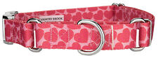 Country Brook Design® Scrolling Hearts Martingale with Premium Buckle