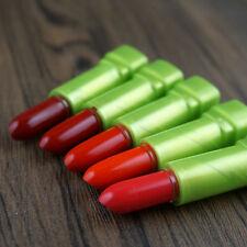 10Pcs New Waterproof .Moisturizing Lipstick Balm Shimmer Lipsticks
