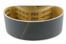 3 X 21 Inch 800 Grit Silicon Carbide Sanding Belts, 8 Pack
