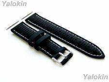 20mm - 4pcs Replacement Strap Set for Luxury, Sports, Casual Watches (B-MHLS)