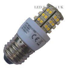 Es E27 48 SMD LED 210LM 3W Blanc Chaud Ampoule ~ 45W
