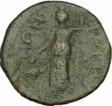 TRAJAN 98AD Tabae in Cilicia Demeter Rare Authentic Ancient Roman Coin i40143