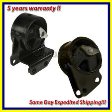 93-98 JEEP GRAND CHEROKEE 5.2 F/LEFT & RIGHT MOTOR MOUNT 2PCS - 1 day fast ship!