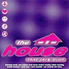The House That Jack Built CD *SEALED* Thelma Houston Joi Cardwell Eddie Perez