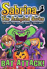 Sabrina The Animated Series Bat Attack DVD