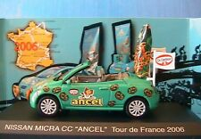 NISSAN MICRA CC ANCEL Tour De Fr 2006 NOREV 420131 1/43