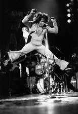 "James Brown Poster 13x19"" Quality Black And White Print"