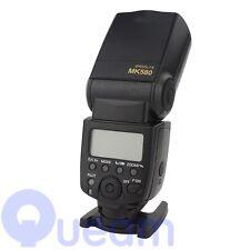 Meike MK-580 E-TTL Flash Speedlite For Canon 7DII 5D Mark III 650D 80D 700D T6i